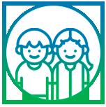 ikonoa With children