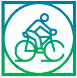 ikonoa Voie verte de l'Urola à vélo